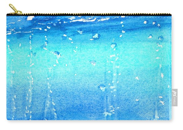 Champagne Sea 2 Carry-all Pouch
