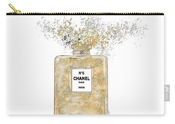 Chanel Explosion Carry-all Pouch