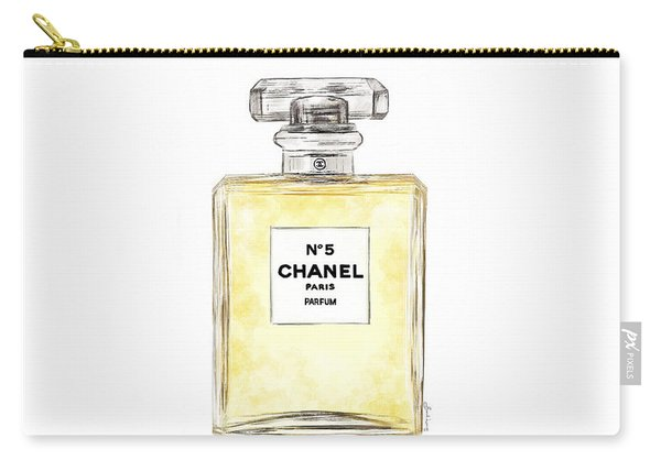 Chanel No. 5  Carry-all Pouch