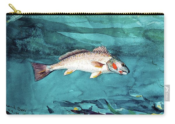 Channel Bass - Digital Remastered Edition Carry-all Pouch