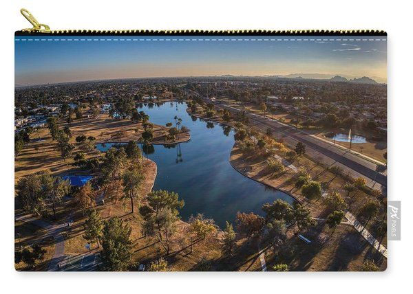 Chaparral Lake Carry-all Pouch