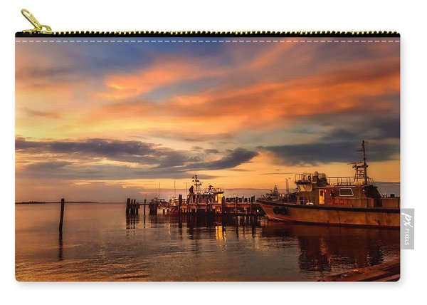 Charleston Dawn Carry-all Pouch