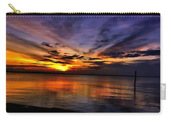 Charleston Gold Carry-all Pouch