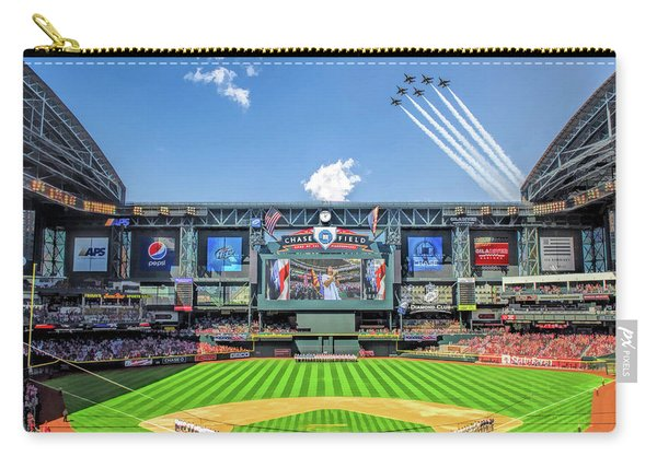 Chase Field Arizona Diamondbacks Baseball Ballpark Stadium Carry-all Pouch