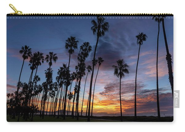 Chasing Palms Carry-all Pouch