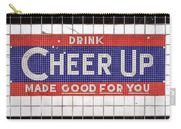 Cheer Up Carry-all Pouch