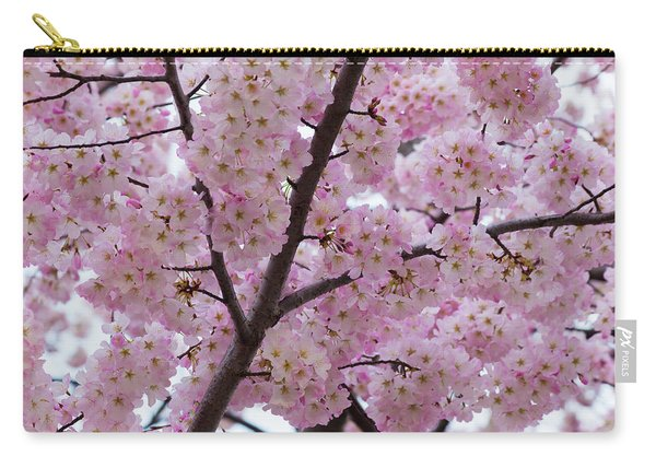 Cherry Blossoms 8611 Carry-all Pouch