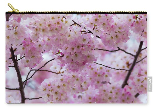 Cherry Blossoms 8625 Carry-all Pouch