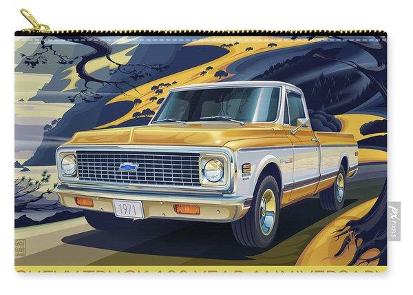 Chevrolet Centennial1971 C10 Cheyenne Fleetside Carry-all Pouch