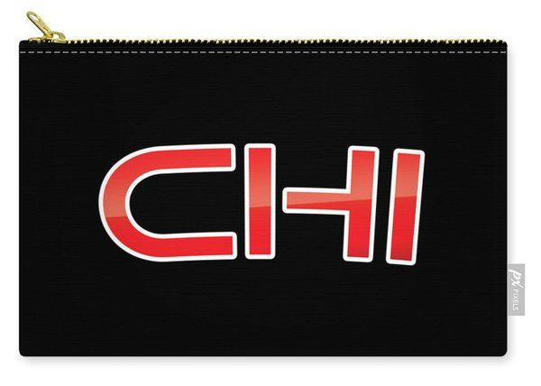 Chi Carry-all Pouch