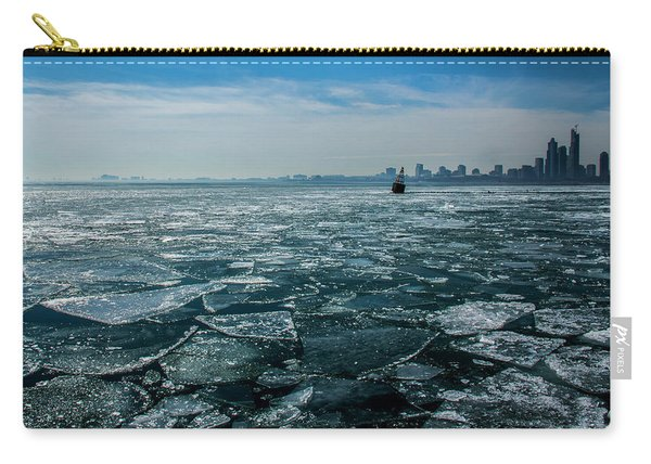 Chicago From Navy Pier 2 Carry-all Pouch