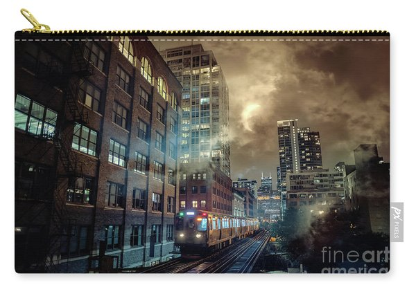 Chicago L Carry-all Pouch