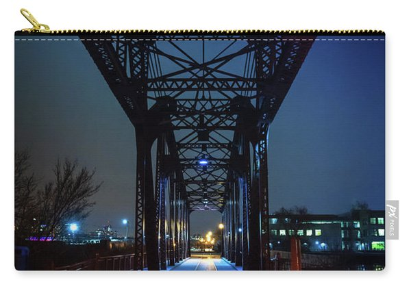 Chicago Railroad Bridge Carry-all Pouch
