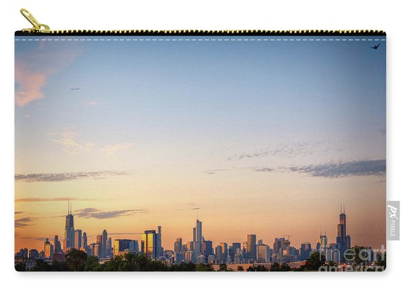 Chicago Sunrise Carry-all Pouch