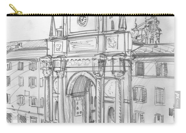 Chieri Pencil Carry-all Pouch