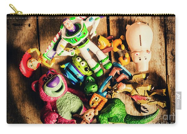 Childhood Collectibles Carry-all Pouch