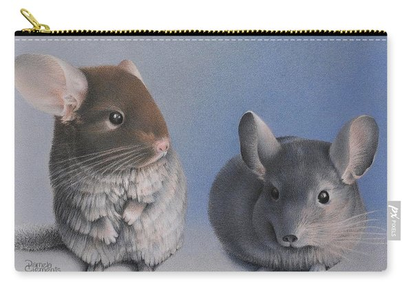 Chins Up Carry-all Pouch
