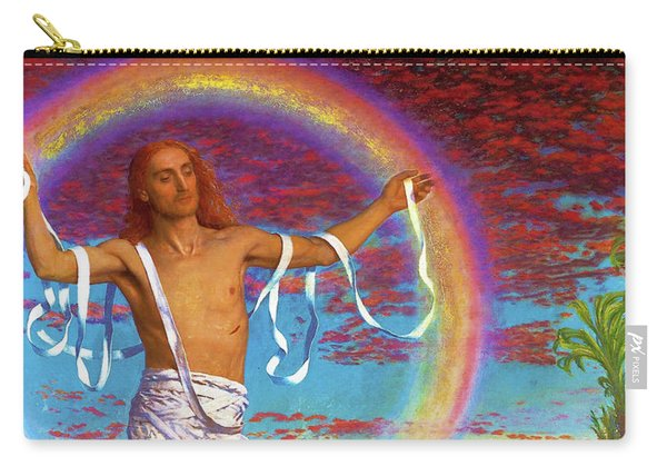 Christ And The Two Marys - Digital Remastered Edition Carry-all Pouch