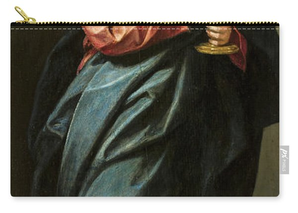 Christ The Redeemer Carry-all Pouch