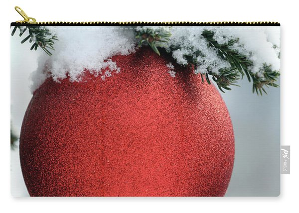 Christmas Tree, France Carry-all Pouch