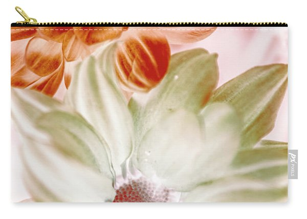 Chrysanthemum Creativity Carry-all Pouch