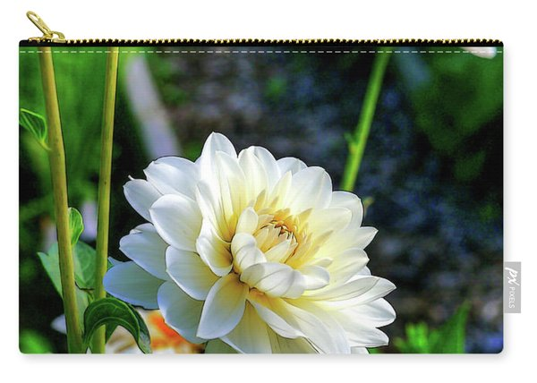 Chrysanthemum In Bloom Carry-all Pouch
