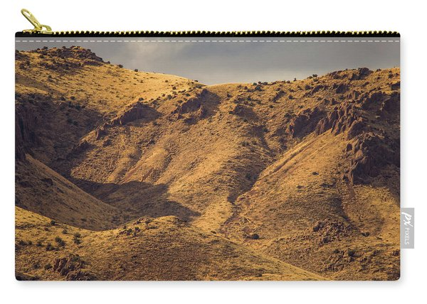Chupadera Mountains Carry-all Pouch
