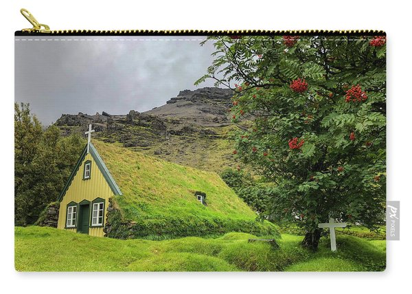 Church Of The Holy Moss Carry-all Pouch