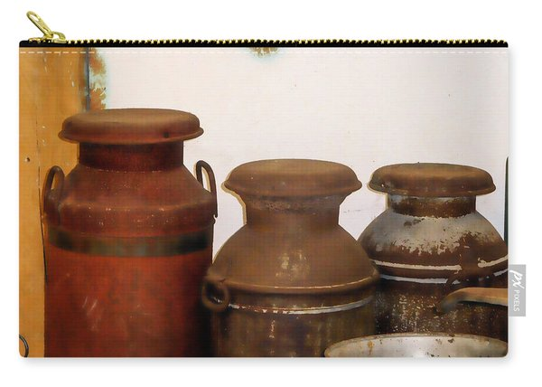 Churns For Milk  2 Carry-all Pouch
