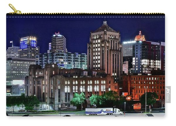 Cincinnati Wide From Behind Carry-all Pouch
