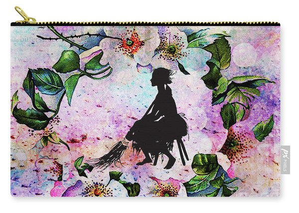 Cinderella Left Behind Carry-all Pouch
