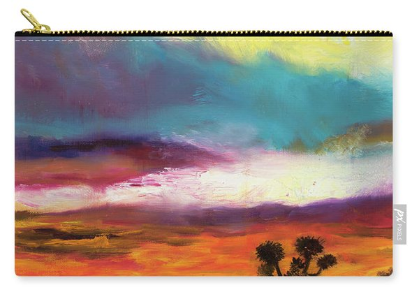 Cindy Beuoy - Arizona Sunset Carry-all Pouch