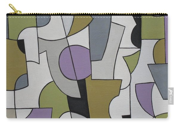 Circuitous Carry-all Pouch