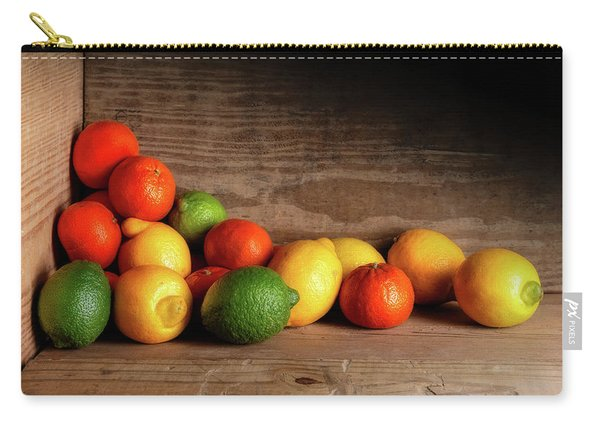 Citrus Fruits Carry-all Pouch