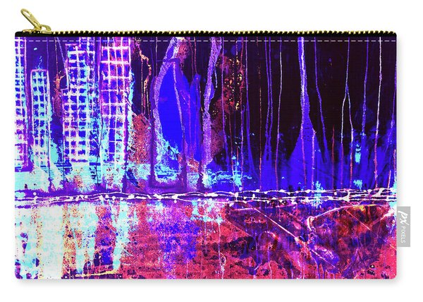 City By The Sea Right Carry-all Pouch