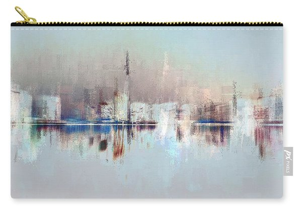 City Of Pastels Carry-all Pouch