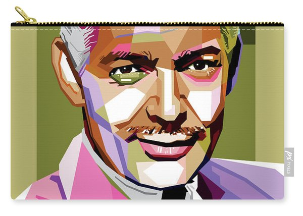 Clark Gable Carry-all Pouch