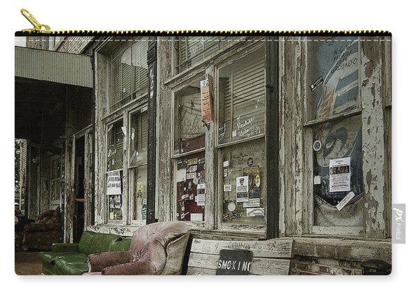 Clarksdale Carry-all Pouch