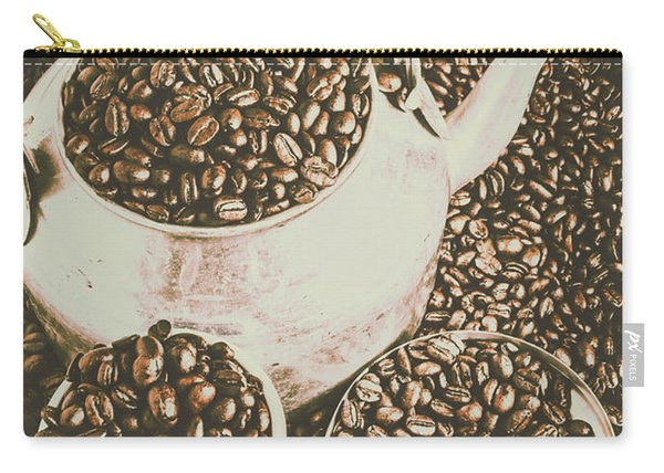 Classic Coffee  Carry-all Pouch