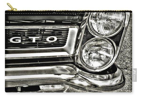 Classic Pontiac Carry-all Pouch