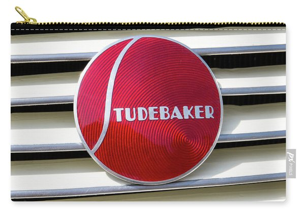 Classic Studebaker Logo Carry-all Pouch