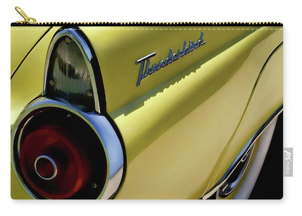 1955 Thunderbird Carry-all Pouch