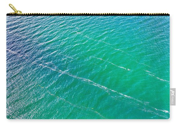 Clear Water Imagery  Carry-all Pouch