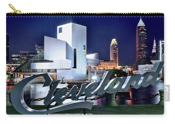 Cleveland Ohio 2019 Carry-all Pouch