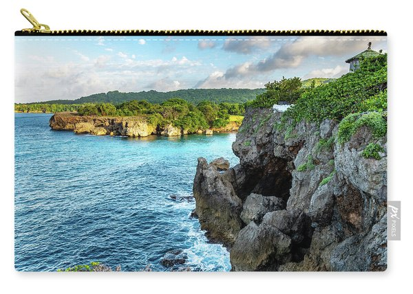 Cliffside Views Portland Jamaica Carry-all Pouch