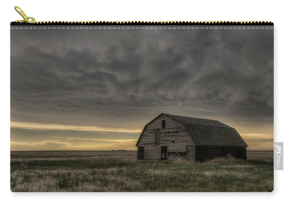 Clouds And Barn Carry-all Pouch