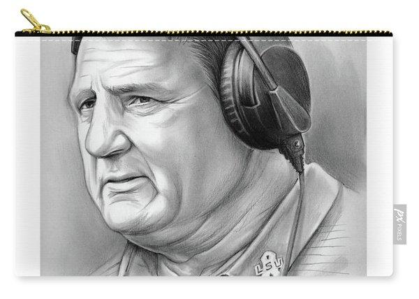 Coach Ed Orgeron Carry-all Pouch