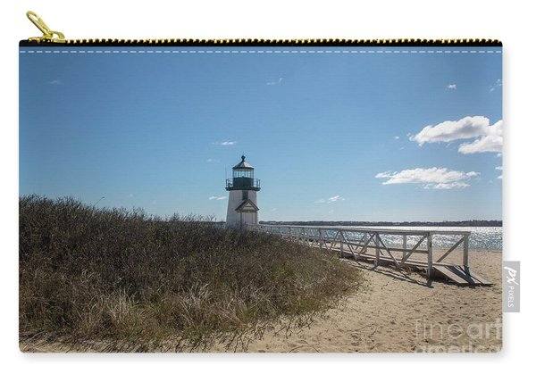 Coastal Brant Light House Carry-all Pouch