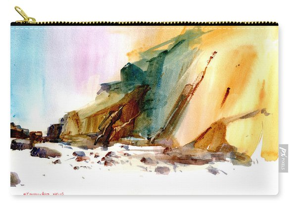 Coastal Cliffs Carry-all Pouch