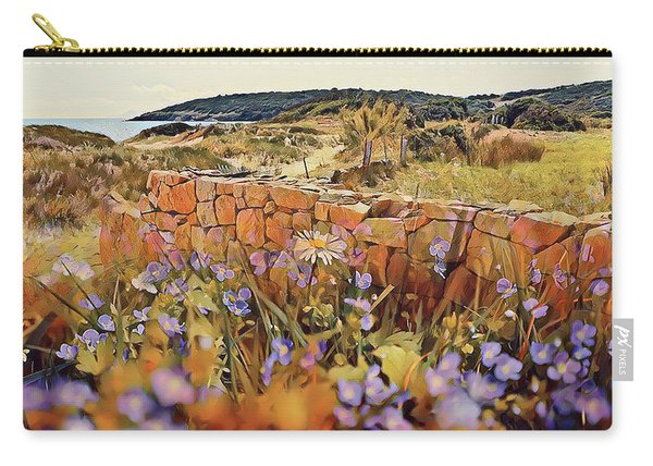 Coastal Pathway Throuigh The Dunes Carry-all Pouch